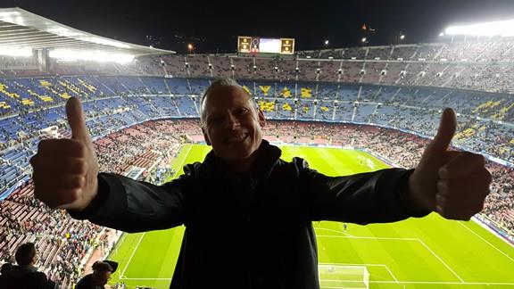 Thomas Issler in Barcelona