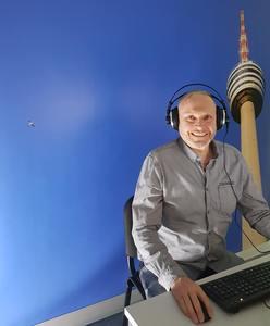 Thomas Issler beim Webinar