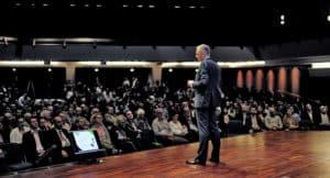 Thomas Issler beim Internet-Marketing-Tag im Handwerk