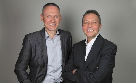 Thomas Issler und Erich Weber