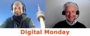 Digital Monday mit Volker Geyer und Thomas Issler