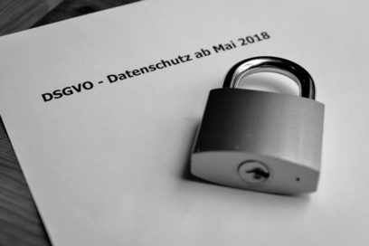 SGVO - Datenschutz-Grundverordnung