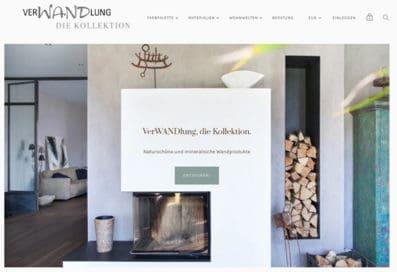 Eigene Farbkollektion im eigenen Online-Shop