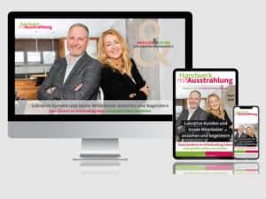 Lukrative Kunden und loyale Mitarbeiter anziehen und begeistern