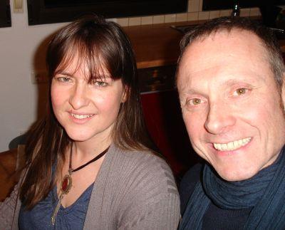 Heidi Pütz und Thomas Issler