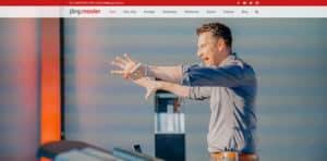 Jörg Mosler Website Relaunch