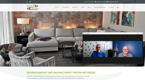 Maler Jessen Coaching und Website