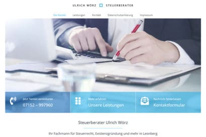 Steuerberater Wörz, Leonberg